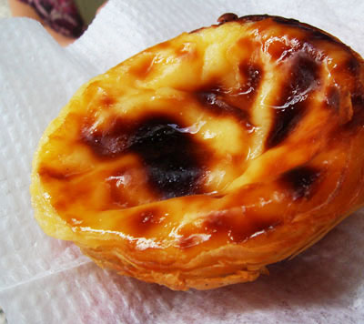 The king of all pasteis de natas