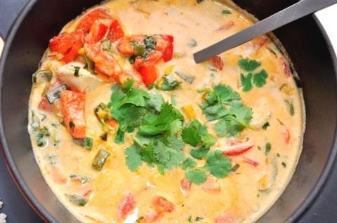 Moqueca: Brazilian Fish Stew | droolfactor