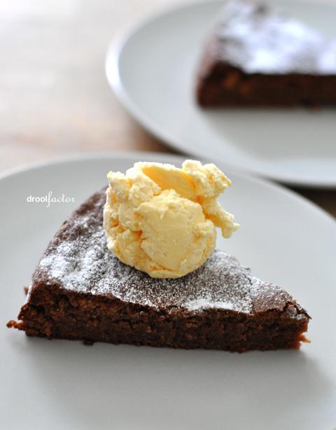 Orange Chocolate Cake | droolfactor