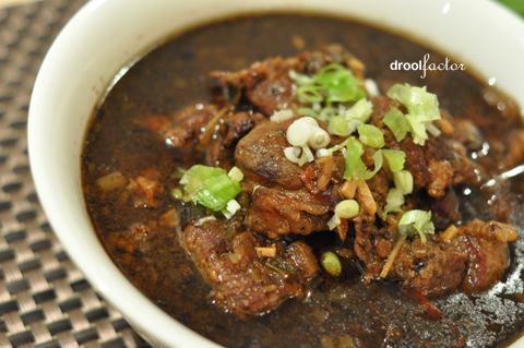 Slow-cooked Chinese Style Braised Beef | droolfactor