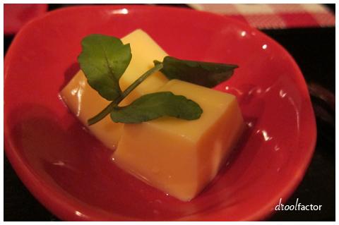 Homemade silken egg tofu -melt in the mouth!